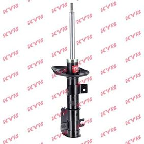 KYB Ammortizzatore 50707281 per FIAT acquisire