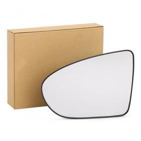 Spiegelglas, Außenspiegel TYC Art.No - 324-0030-1 OEM: 96366JD01B für NISSAN kaufen