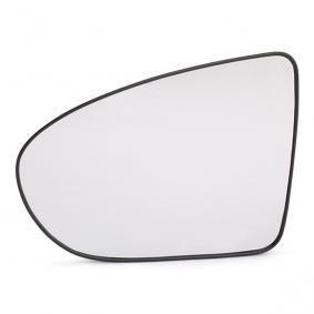 TYC Spiegelglas, Außenspiegel 96366JD01B für NISSAN bestellen