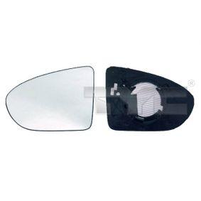 TYC 324-0030-1 Spiegelglas, Außenspiegel OEM - 96366JD01B NISSAN, STARK günstig