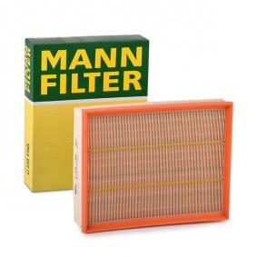 Luftfilter MANN-FILTER Art.No - C 29 198 OEM: 074129620 für VW, AUDI, SKODA, SEAT, PORSCHE kaufen