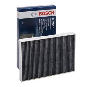 68012876AA für MERCEDES-BENZ, CHRYSLER, DODGE, Filter, Innenraumluft BOSCH (1 987 432 513) Online-Shop