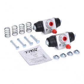 Bremsensatz, Trommelbremse TRW Art.No - GSK1512 OEM: 1H0685511AX für VW, AUDI, SKODA, SEAT kaufen