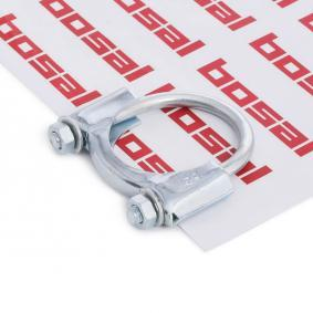 BOSAL Exhaust muffler 250-252