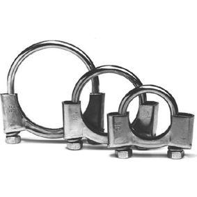 BOSAL Klämma, avgassystem 171323 för PEUGEOT köp