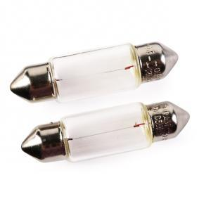 Bulb, licence plate light 6418-02B online shop