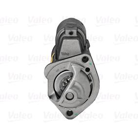VALEO Anlasser 726044 für AUDI 80 2.0 E 16V 140 PS kaufen