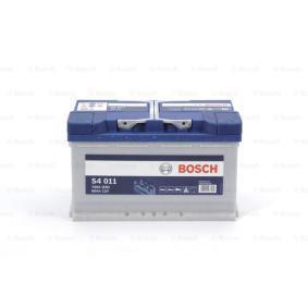 BOSCH Starterbatterie 61216913741 für BMW bestellen