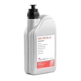 FEBI BILSTEIN Getriebeöl und Verteilergetriebeöl (21829)