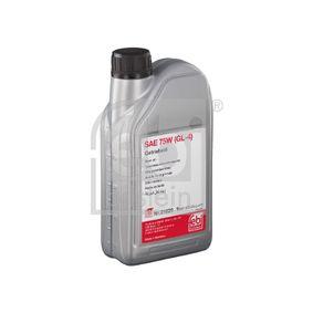 FEBI BILSTEIN SMART FORFOUR Getriebeöl und Verteilergetriebeöl (21829)