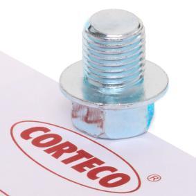 CORTECO Tappo scarico olio 220084H