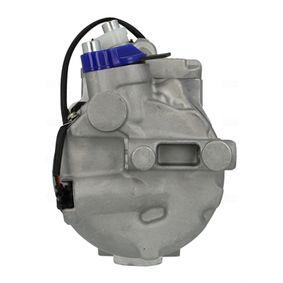NISSENS 89091 Kompressor, Klimaanlage OEM - 3D0820805C AUDI, OM, PORSCHE, VW, VAG günstig