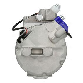 4B0260805G para VOLKSWAGEN, SEAT, AUDI, VOLVO, SKODA, Compresor, aire acondicionado NISSENS (89023) Tienda online