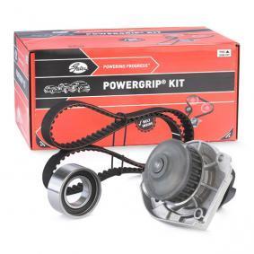 PANDA (169) GATES Water pump + timing belt kit KP15545XS