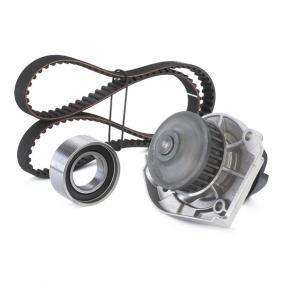 GATES Water pump + timing belt kit KP15545XS