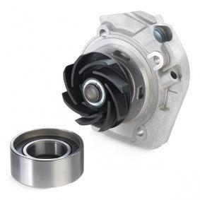 GATES Water pump + timing belt kit (KP15545XS)