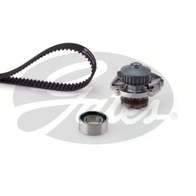 Water pump + timing belt kit (KP15545XS) producer GATES for FIAT PANDA (169) year of manufacture 09/2003, 60 HP Online Shop