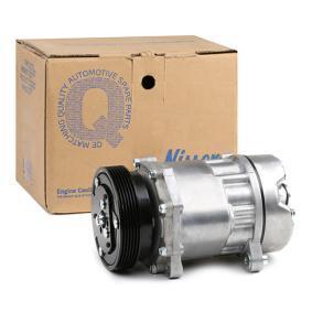 NISSENS Kompressor Klimaanlage 89040