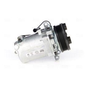 NISSENS Kompressor Klimaanlage 89133