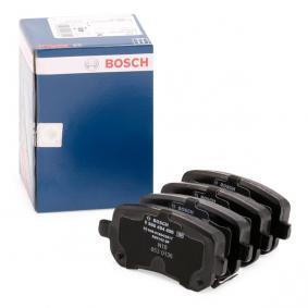 68029887AA für MERCEDES-BENZ, FIAT, ALFA ROMEO, JEEP, CHRYSLER, Bremsbelagsatz, Scheibenbremse BOSCH (0 986 494 496) Online-Shop