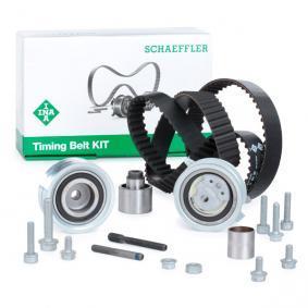 03L109244 für VW, AUDI, SKODA, SEAT, Zahnriemensatz INA (530 0550 10) Online-Shop