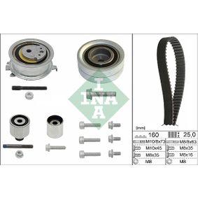 Zahnriemensatz INA (530 0550 10) für VW CRAFTER Preise