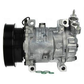 NISSENS Kompressor Klimaanlage 89064