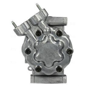 CLIO II (BB0/1/2_, CB0/1/2_) NISSENS Kompressor Klimaanlage 89064