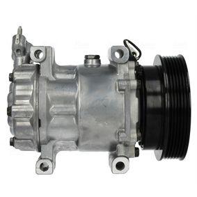 NISSENS Klimakompressor 89064