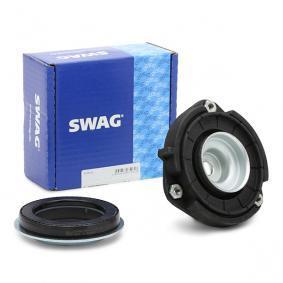 Federbeinstützlager SWAG Art.No - 32 92 2502 OEM: 1K0412331BS1 für VW, AUDI, SKODA, SEAT kaufen