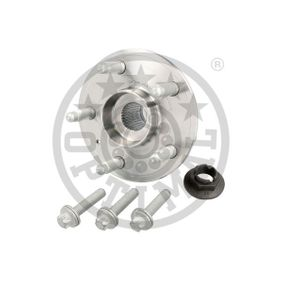 OPTIMAL Radlagersatz 328006 für OPEL, CHEVROLET, VAUXHALL bestellen