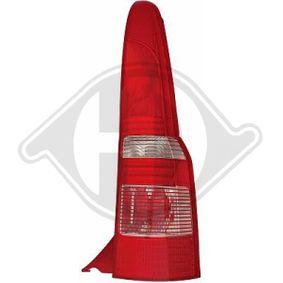 DIEDERICHS Tail lights 3434090
