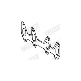 WALKER Exhaust pipe gasket 80355