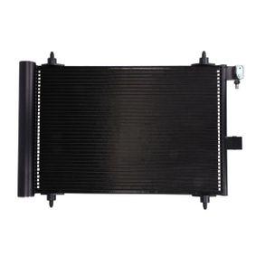 Kondensator, Klimaanlage THERMOTEC Art.No - KTT110324 OEM: 6455CP für PEUGEOT, CITROЁN, VOLVO, PIAGGIO, DS kaufen