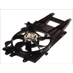 Cooling fan assembly D8F005TT THERMOTEC