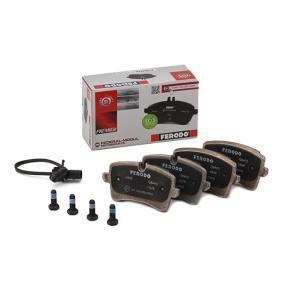 4H0698451D pour VOLKSWAGEN, AUDI, SEAT, SKODA, Kit de plaquettes de frein, frein à disque FERODO (FDB4410) Boutique en ligne