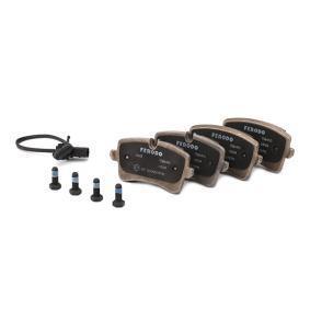 FERODO FDB4410 Kit de plaquettes de frein, frein à disque OEM - 4H0698451D AUDI, SEAT, SKODA, VW, VAG, TRW, A.B.S., OEMparts à bon prix