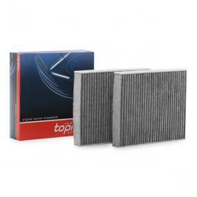 Filter, Innenraumluft TOPRAN Art.No - 501 648 OEM: 64119163329 für MERCEDES-BENZ, BMW, AUDI, MINI, ALPINA kaufen