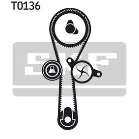 Zahnriemensatz VKMC 06010-2 SKF
