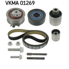 Zahnriemensatz SKF Art.No - VKMA 01269 OEM: 03L109244 für VW, AUDI, SKODA, SEAT kaufen