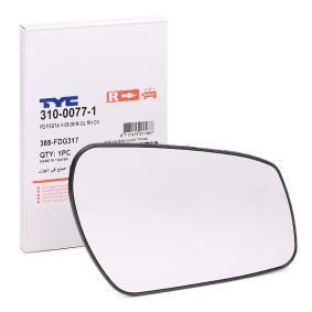 TYC Spiegelglas 310-0077-1