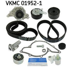 Wasserpumpe + Zahnriemensatz SKF Art.No - VKMC 01952-1 OEM: 059121004CX für VW, AUDI, SKODA, SEAT kaufen