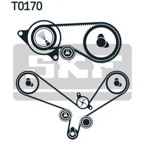 SKF Wasserpumpe + Zahnriemensatz 059121004CX für VW, AUDI, SKODA, SEAT bestellen