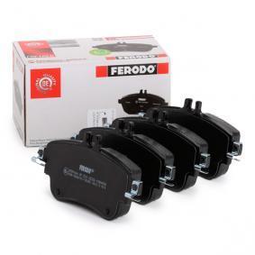 0064204820 für MERCEDES-BENZ, Bremsbelagsatz, Scheibenbremse FERODO (FDB4428) Online-Shop
