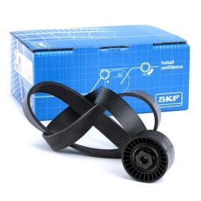 11281704719 für BMW, MINI, Keilrippenriemensatz SKF (VKMA 36057) Online-Shop