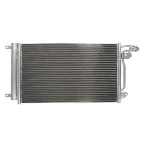 THERMOTEC Kondensator, Klimaanlage 6R0820411J für VW, AUDI, SKODA, SEAT, VOLVO bestellen