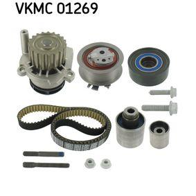 Wasserpumpe + Zahnriemensatz SKF Art.No - VKMC 01269 OEM: 03L121019HR für VW kaufen