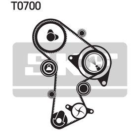 SKF Wasserpumpe + Zahnriemensatz 03L121019HR für VW bestellen