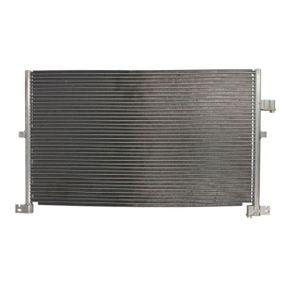 THERMOTEC Kondensator Klimaanlage KTT110097