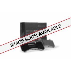 Hochleistungs-Bremsbelagsatz BREMBO Art.No - 07.B314.03 OEM: 1ML698151 für VW, AUDI, SKODA, SEAT kaufen